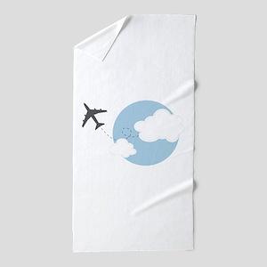 Travel The World Beach Towel