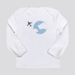 Travel The World Long Sleeve T-Shirt