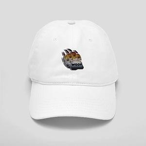 wOOF FURRY BEAR PRIDE PAW Cap