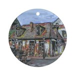 Fig Street Studio Round Ornament