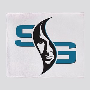 SG Throw Blanket