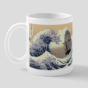 Japaneses Waves Mug