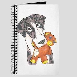 N MtlMrl Love My Teddy Journal