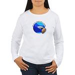 Guppies.com GuppyBot Women's Long Sleeve T-Shirt