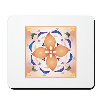 Organic Symmetry Mousepad
