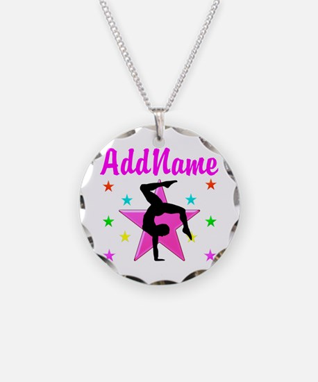 GYMNAST GIRL Necklace