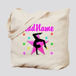 GYMNAST GIRL Tote Bag