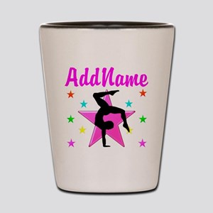 GYMNAST GIRL Shot Glass