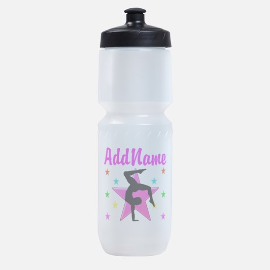 GYMNAST GIRL Sports Bottle