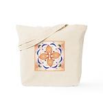 Organic Symmetry Tote Bag