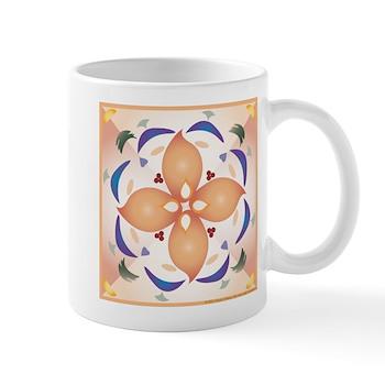 Organic Symmetry Mug