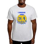 TALMUDIC TEE-CHINGS SHABBAT Light T-Shirt