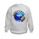 GuppyBot Kids Sweatshirt