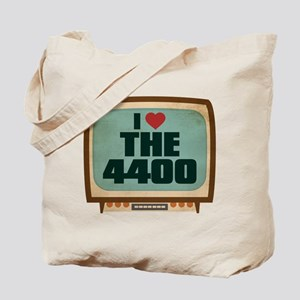 Retro I Heart The 4400 Tote Bag
