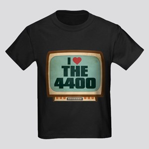 Retro I Heart The 4400 Kids Dark T-Shirt