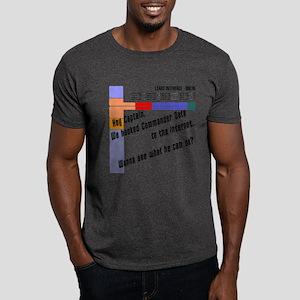 Star Trek Humor Dark T-Shirt