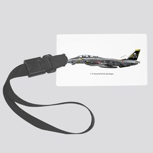vf8414x10_print Large Luggage Tag
