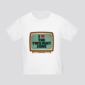 Retro I Heart The Twilight Zone Infant/Toddler T-S