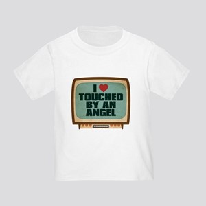 Retro I Heart Touched by an Angel Infant/Toddler T
