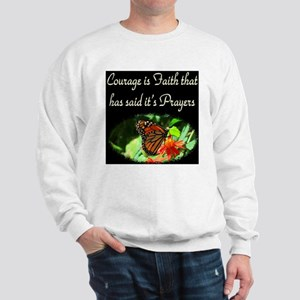 POWER OF FAITH Sweatshirt