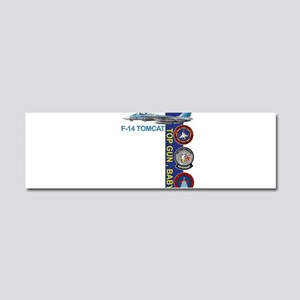 TOPGUNC032 copy Car Magnet 10 x 3