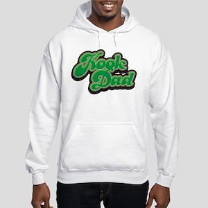 Kook Dad - Clean - Hooded Sweatshirt