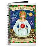 Lady Capricorn Journal
