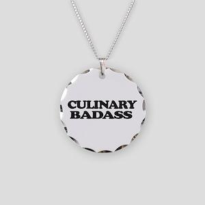 Chef Culinary Badass Necklace