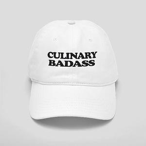 Chef Culinary Badass Baseball Cap