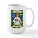 Lady Capricorn Large Mug