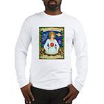 Lady Capricorn Long Sleeve T-Shirt