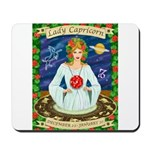 Lady Capricorn Mousepad