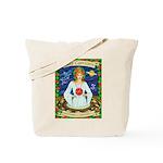 Lady Capricorn Tote Bag