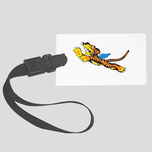 flying_tiger Large Luggage Tag