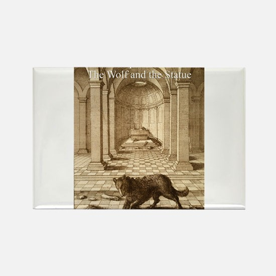 Wenceslas_Hollar_- Wolf and the Statue - Aesop - M
