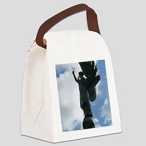 Brighton monument Canvas Lunch Bag