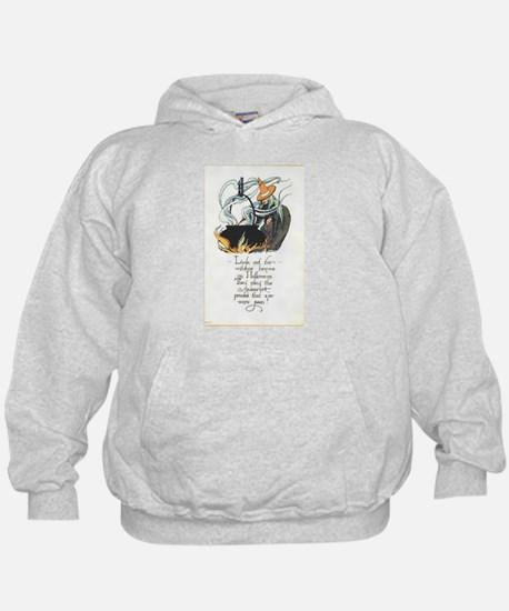 Vintage Retro Halloween Classic Artwork Sweatshirt