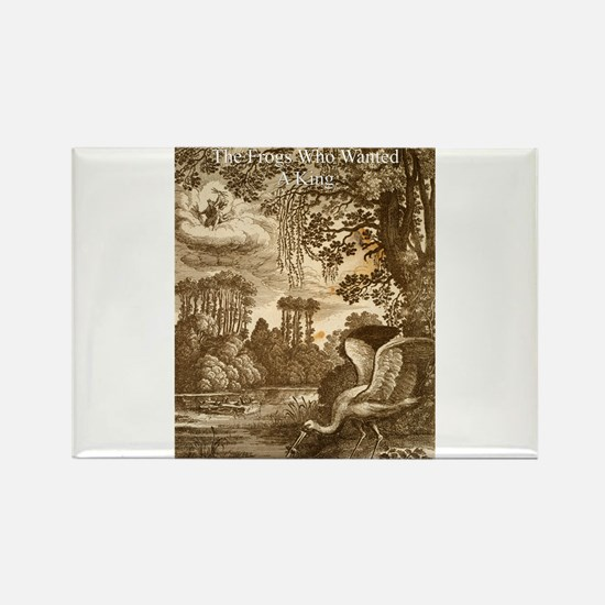 Wenceslas_Hollar_- Frogs Who Wanted A King - Aeso