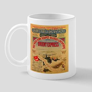The Orient Express Mug