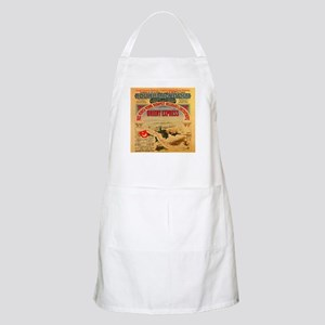 The Orient Express BBQ Apron