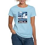 Port Of Philadelphia Women's Light T-Shirt