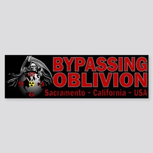 Bypassing Oblivion Bumper Sticker