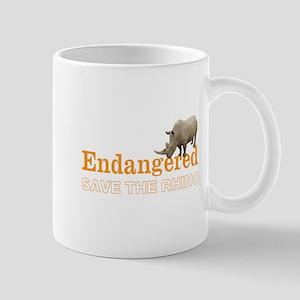 Rhino Mugs