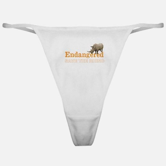 Rhino Classic Thong