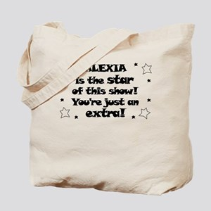 Alexia is the Star Tote Bag