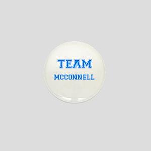TEAM MCCONNELL Mini Button
