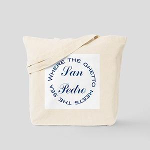 San Pedro Tote Bag