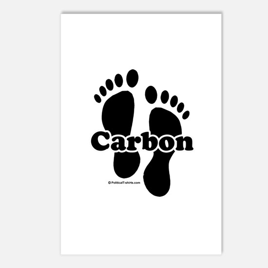 Carbon Footprint Postcards (Package of 8)