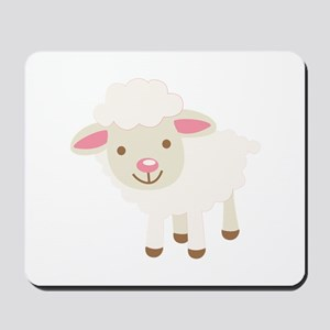 Cute Lamb Mousepad