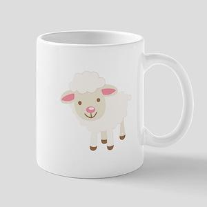 Cute Lamb Mugs